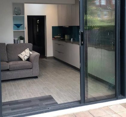 Utility Room Extension Additional Works Build And Refurb Associates