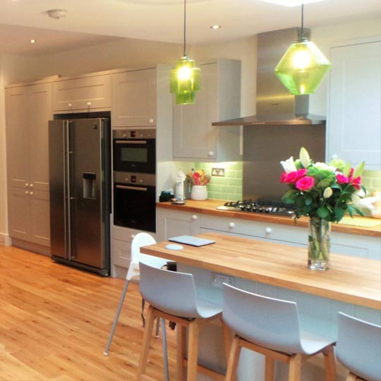 Stunning ground floor extension in Ealing W13