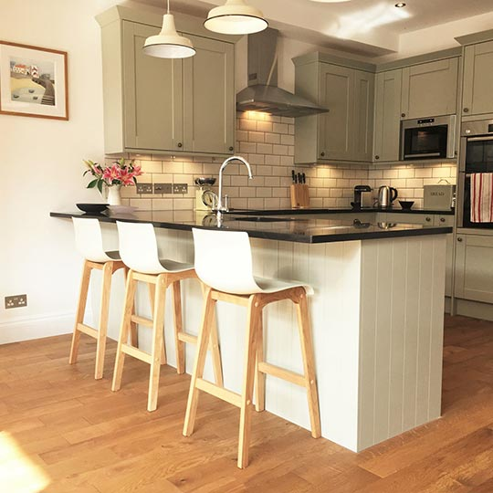 Kitchen/Diner, Wellington Road, Ealing, London W5